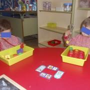 Escuela Infantil Sonrisas en Paterna - Estimulación temprana