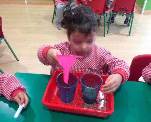 Trasvases-Pedagogía Montessori