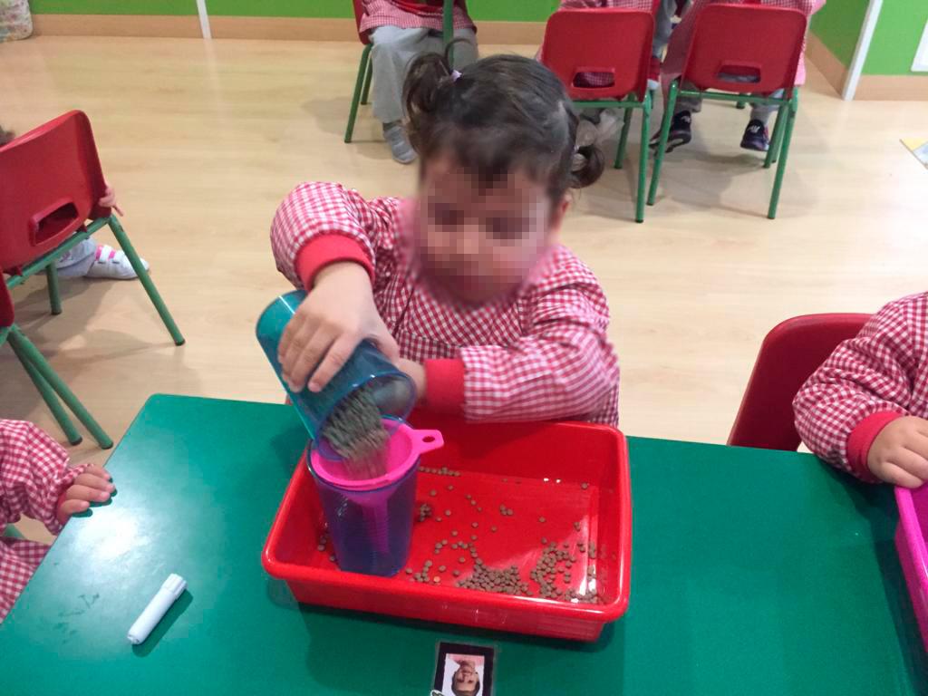 trasvases pedagogía Montessori