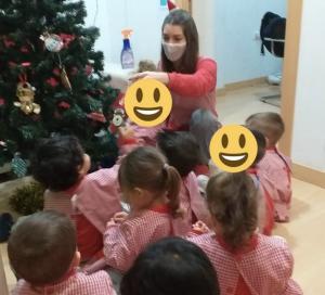 escuela de navidad sonrisas 2020