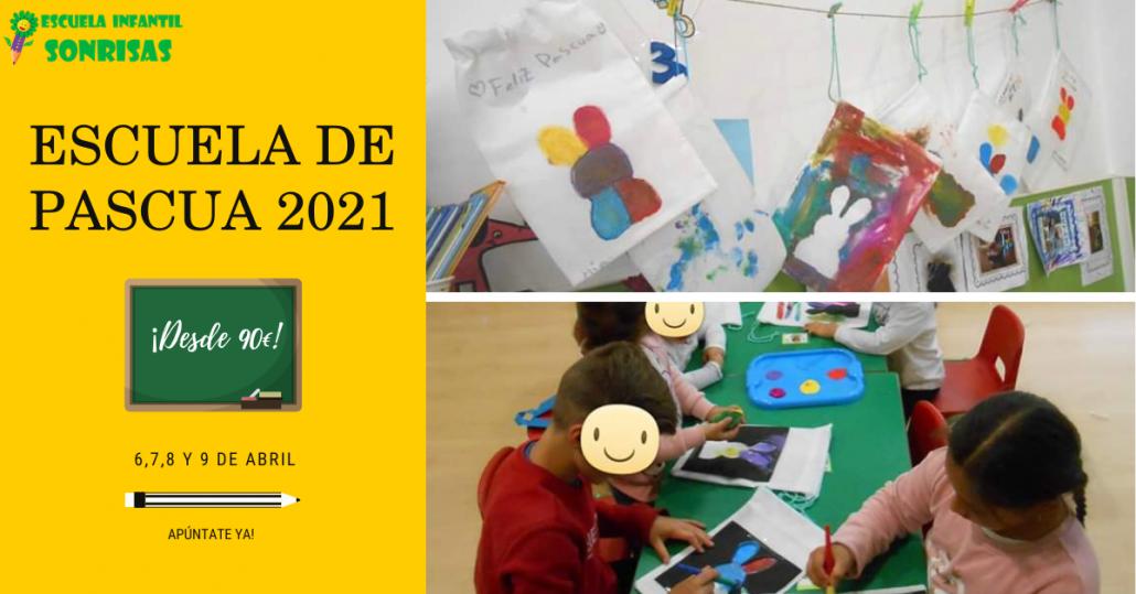 ESCUELA DE PASCUA 2021